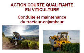 Formation enjambeur CFPPA Nevers Cosne Challuy